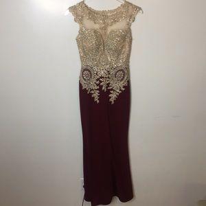 Abby Paris Prom dress. Size 0